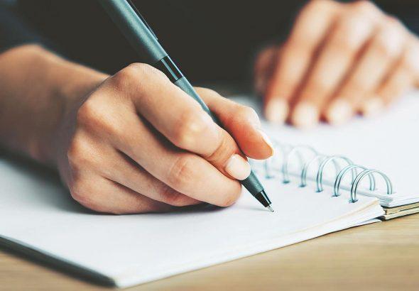 viết mỗi ngày