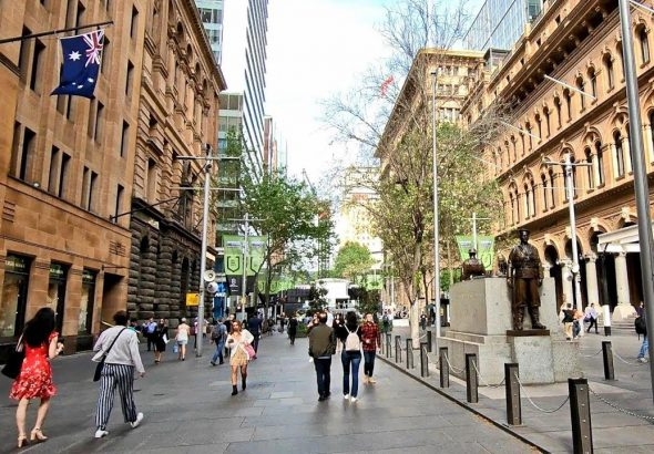 Martin Place Sydney